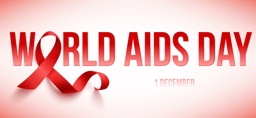 The world recognizes one day to draw attention to AIDS.