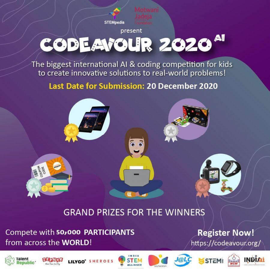 Codeavour+2020+AI