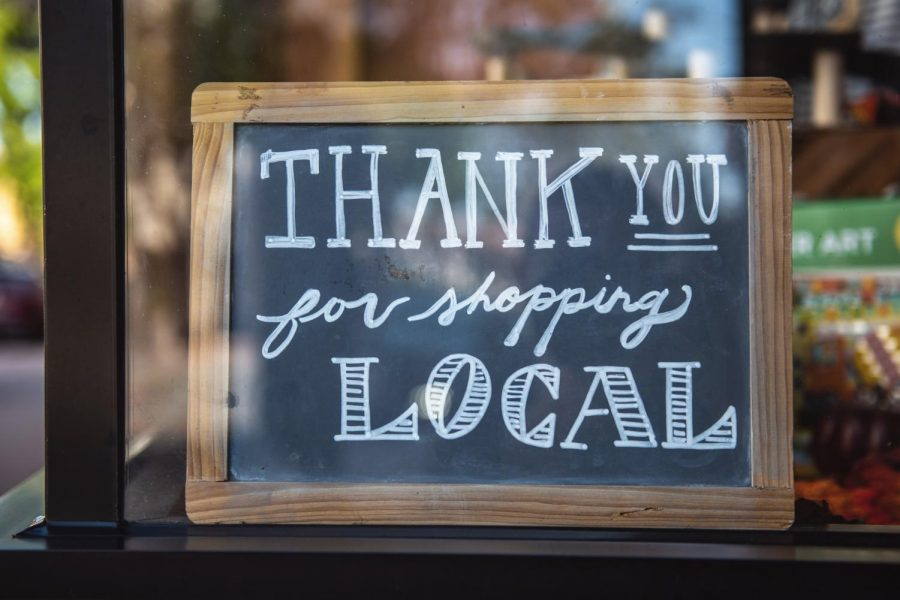 Stores, coffee shops and restaurants need your business this Saturday.
