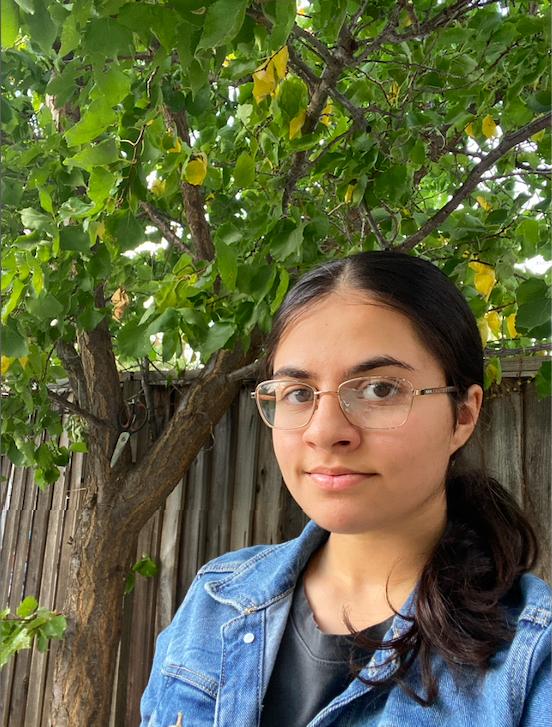 Freshman: Zahara Qorbanzada