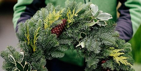 DIY Winter Wreath Demonstration - December 3
