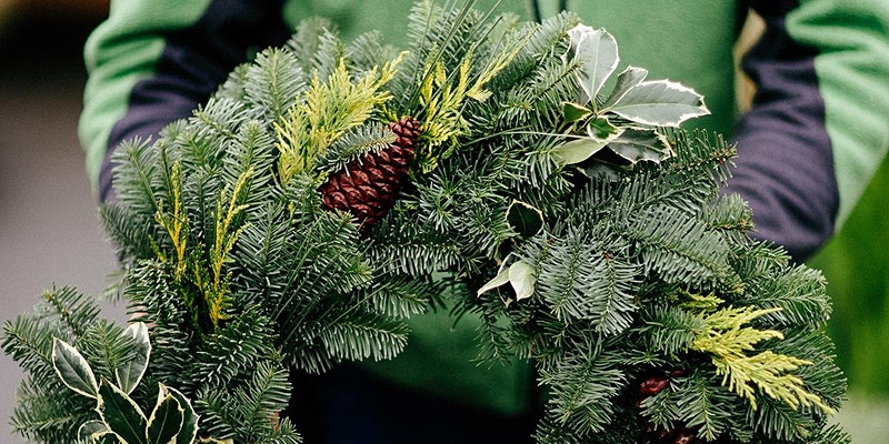 DIY Winter Wreath Demonstration - December 3