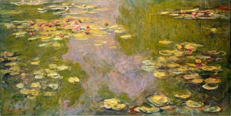 Monet Paintings from the New York MET & MONA - November 29