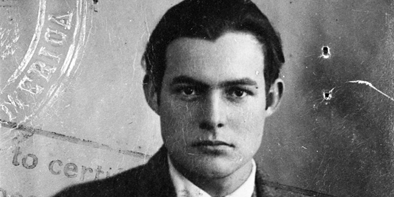 Behind the Artist Discussion: Ernest Hemingway - December 2