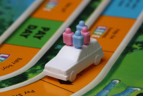 Ever wonder who created some of the board games that you played with friends and family as a kid?