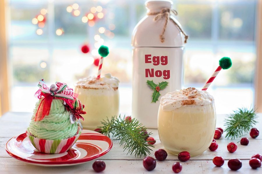 Egg nog can help make Christmas Eve a memorable event.