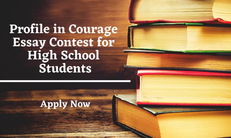 John+F.+Kennedy+Profile+in+Courage+Essay+Contest