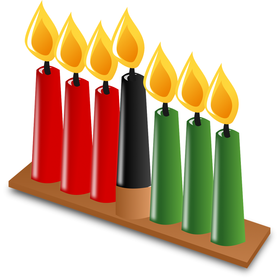 Winter holidays can't be complete without Kwanzaa. The holiday is known for celebrating African heritage and identity!