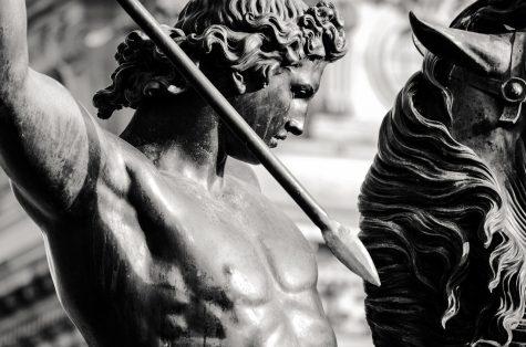 The world is full of mythological figures.
