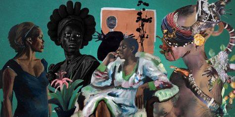 Black Womanhood in Art and Poetry: Virtual Workshop - January 18