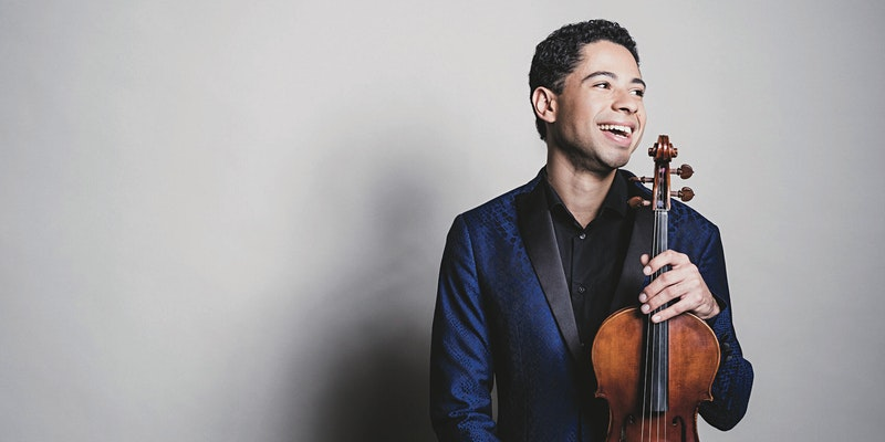 Virtual Violin Performance by Jordan Bak - January 28
