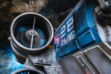 This is an image of one of the spaceships in Star Wars. Which sci-fi movie/show do you like the most?