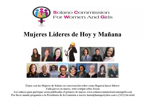 Las mujeres locales demuestran poder