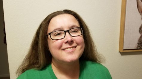 Elizabeth Bell, a Solano County YA librarian.
