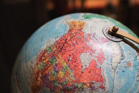 Students learn about their own cultures as well as those around the world.