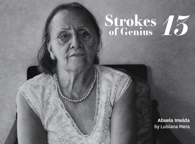 Stokes of a Genius - deadline May 17
