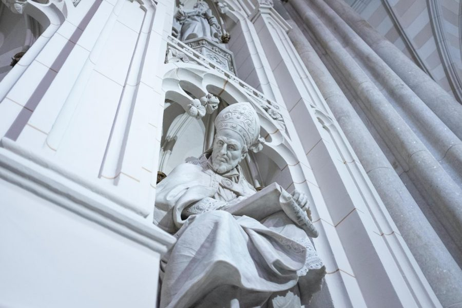 This religious figure inspired a fun holiday.