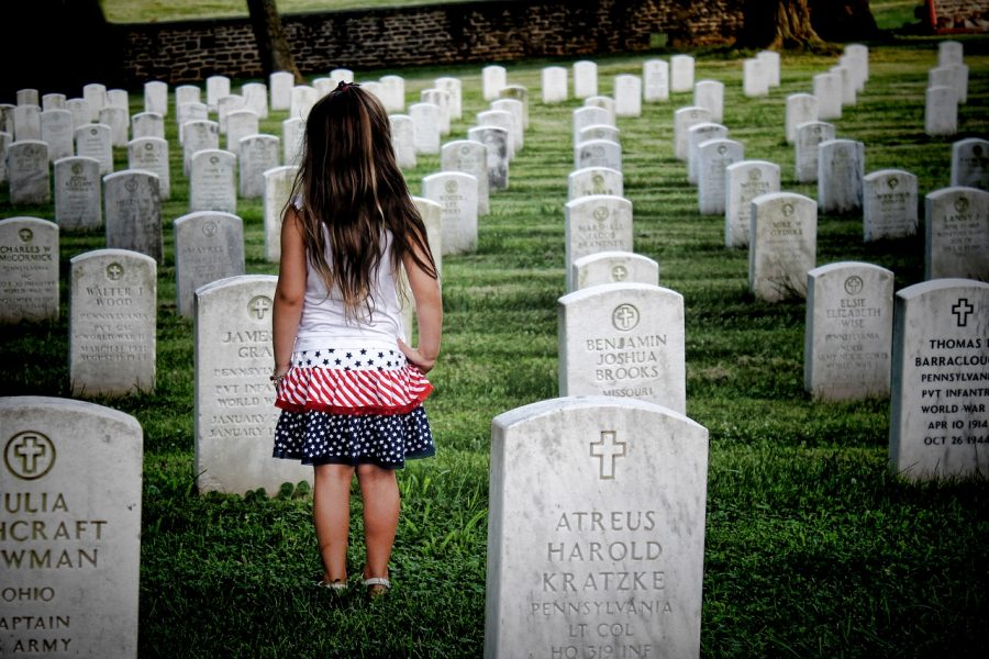 We must never forget those who have sacrificed their lives for our future.