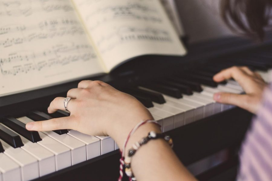 Some of the most beautiful music comes from the piano, which didn't exist until the 1700s.