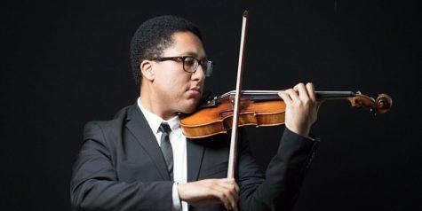 Virtual Performance: Violinist Alex Gonzalez - March 11