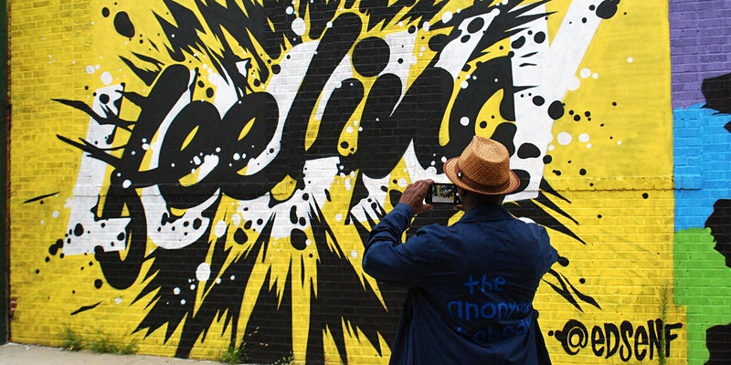 Brooklyn Street Art and Graffiti Experience - April 14
