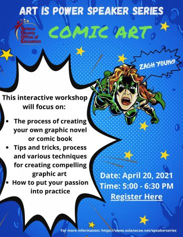 Comic Art Workshop!
