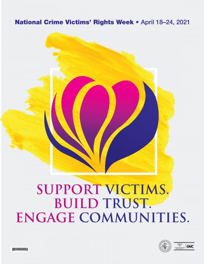 Consider the victims and support them.