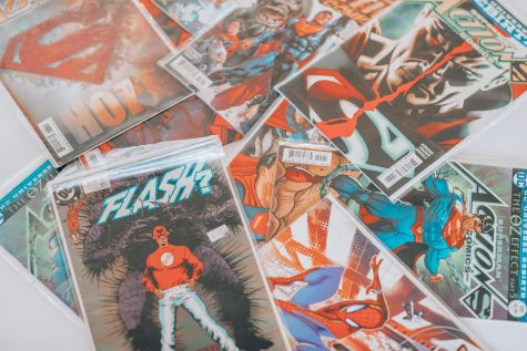 Many on this list come from the 60s and 70s. What are your favorite modern superheroes?