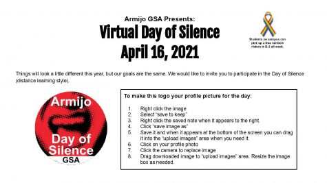 Day of Silence takes on Distance Learning