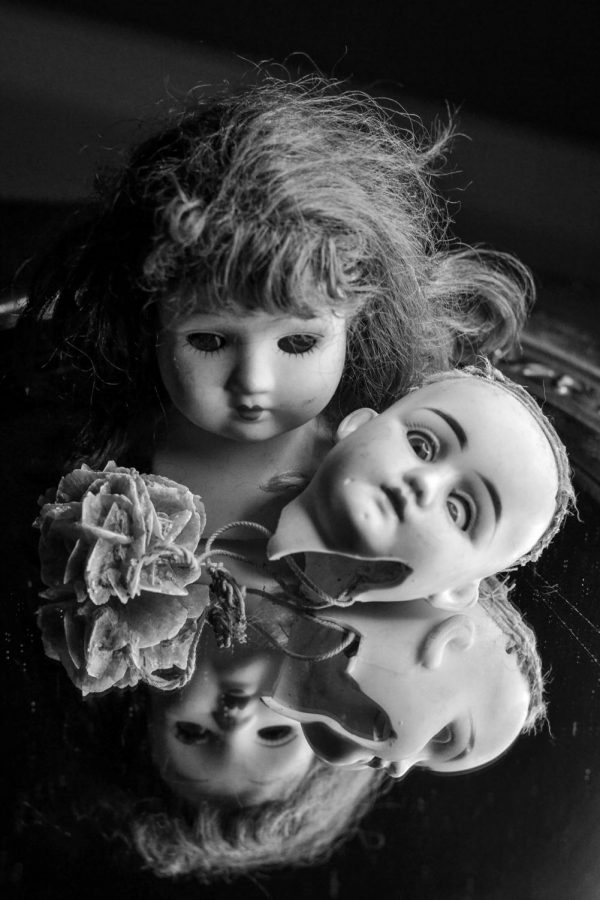 Creepy things tickle the imagination.