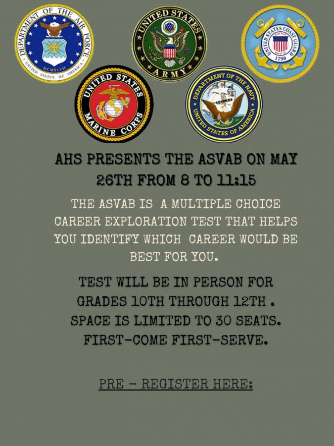 ASVAB+test+limited+to+30+applicants
