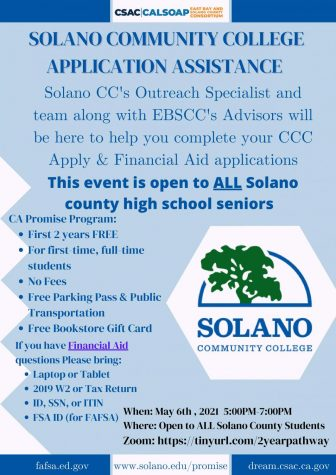 Solano Community College help