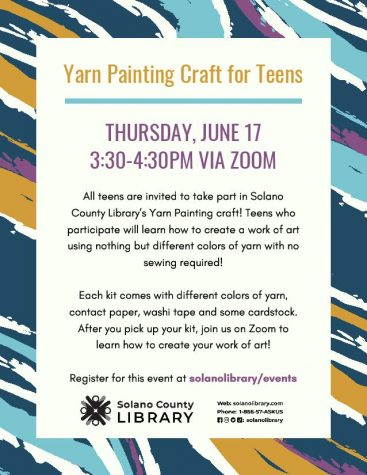 Craft project to start your summer