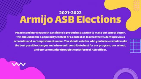 Vote for ASB officers through May 7