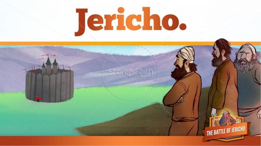 Who are the three Jerichos of Armijo?
