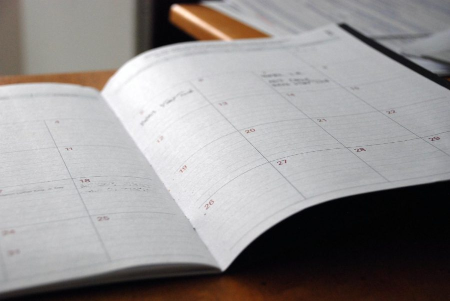 Schedule these dates for a smooth transition.