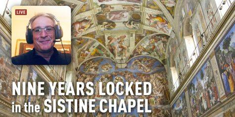 Vatican & Sistine Chapel Virtual Tour Every Sunday- May 30