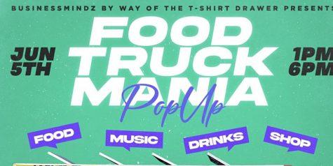 Food Truck Mania: Music, Food, and Fun - June 5