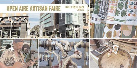 Napa Artisan Faire - June 19