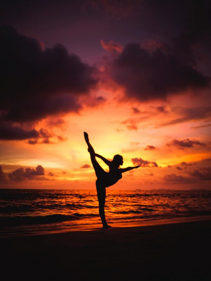 Join the world in flexible exercise.