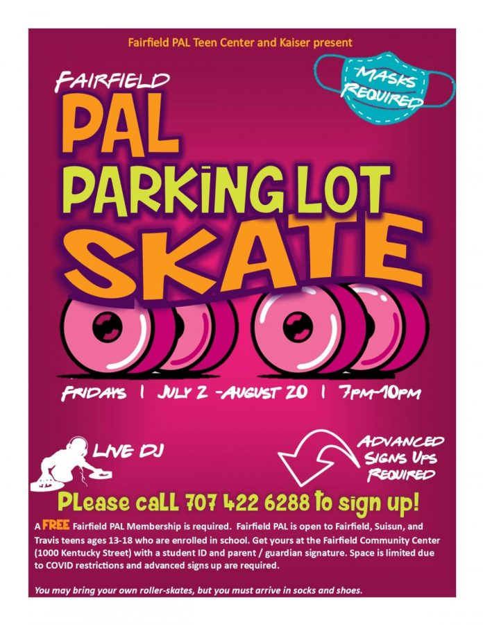 Make it a summer of fun with your friends at PAL.