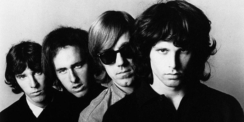 Virtual Music Presentation: Jim Morrison & The Doors - July 2
