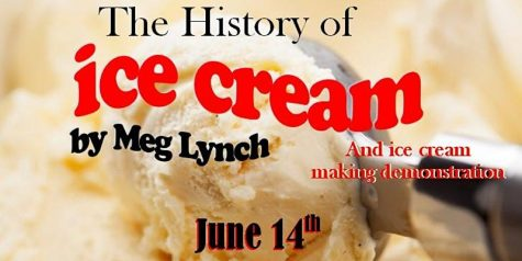 The History of Ice Cream in New York: Virtual Event- June 14