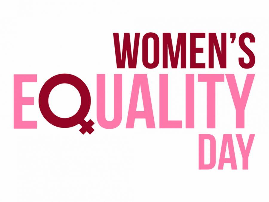Celebrate fairness between the genders.