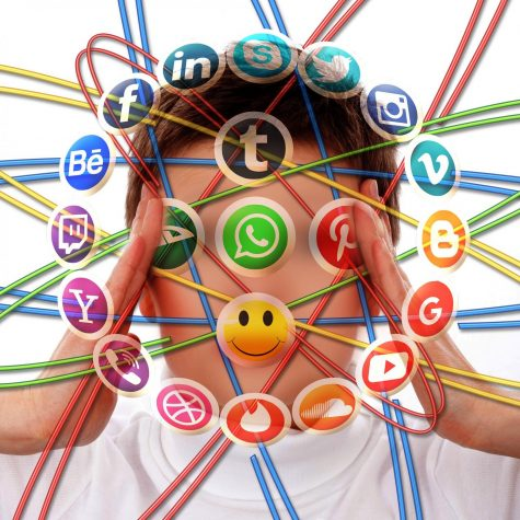 Social media addiction can be overwhelming.
