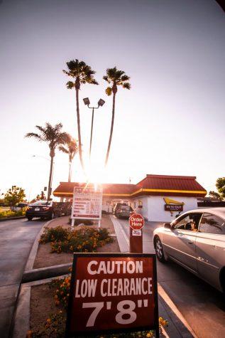 In-N-Out helped create drive-thru restaurants.