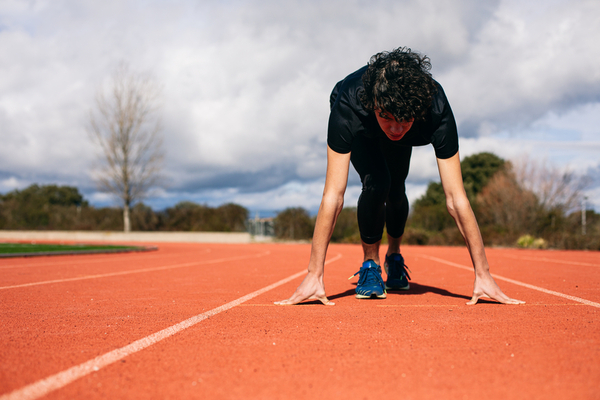 On your mark, get set, WRITE!