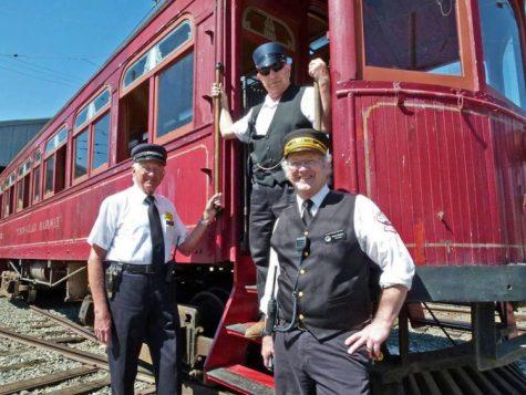 Pumpkin Patch Train Rides - Weekends Oct. 9 - 24