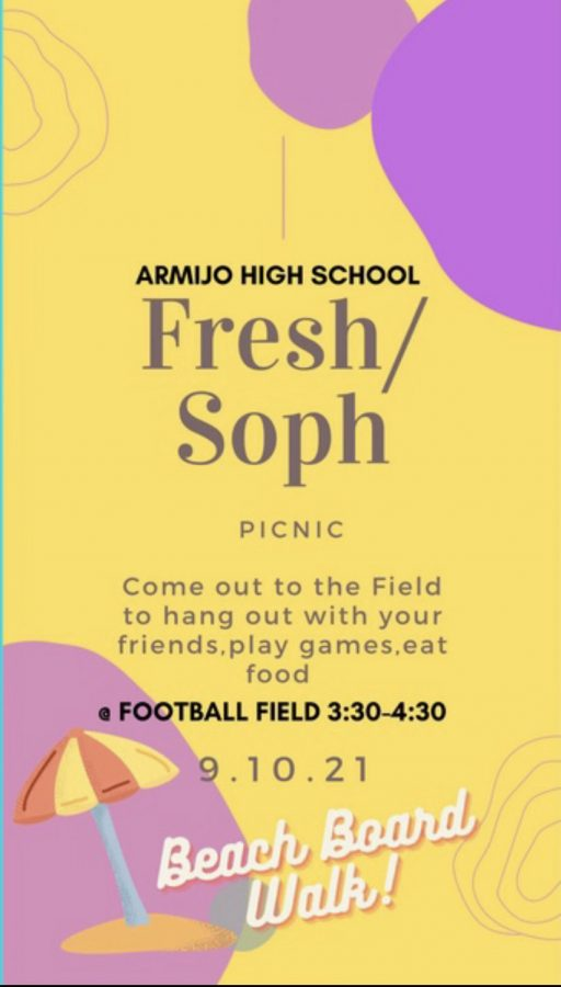 Frosh+%2F+Soph+meet+and+eat+together