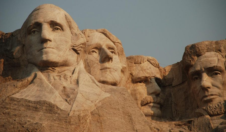 US+History+was+shaped+by+these+four+presidents.